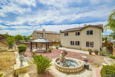 Murrieta CA Single Family Home For Sale: $450,000