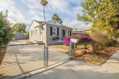 Escondido Single Family Home For Sale: 734 W 9th Ave