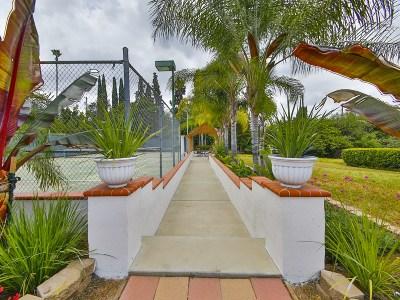 Single Family Home For Sale: 1227 W Via Rancho