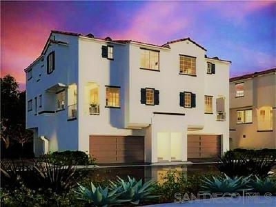 Townhouse For Sale: 5059 Tranquil Way #101