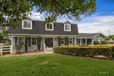 Single Family Home For Sale: 3609 Alta Vista Dr