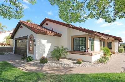 Single Family Home For Sale: 12903 Caminito Dosamantes