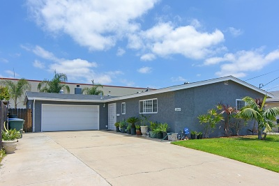 Single Family Home For Sale: 1369 El Lugar St