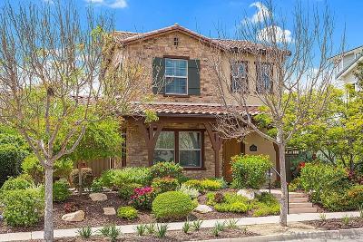 Del Sur Single Family Home For Sale: 15520 Bristol Ridge Terrace