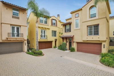 Fashion Valley, Mission Valley Single Family Home For Sale: 2665 Villas Way