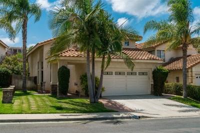 Vista Single Family Home For Sale: 623 Paseo Rio