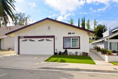 Single Family Home For Sale: 262 Boleroridge