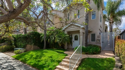 Pacific Beach, Pacific Beach Sail Bay, Pacific Beach, North Pacific Beach, Pacific Beach/Crown Point Attached For Sale: 2036 Garnet Ave