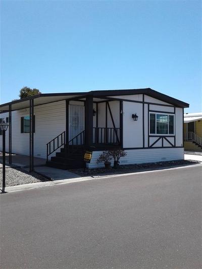 San Marcos Mobile/Manufactured For Sale: 650 Rancho Santa Fe #4