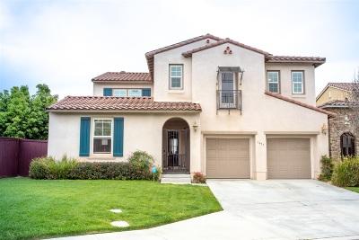 Single Family Home For Sale: 1457 Horizon Court