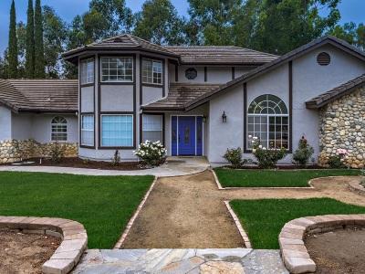 Vista Single Family Home For Sale: 1057 Salem