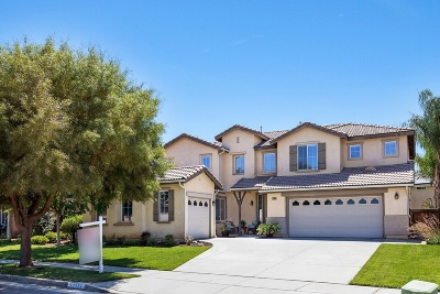 Murrieta CA Single Family Home For Sale: $459,000