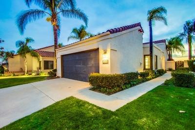 Single Family Home For Sale: 17650 Caminito Hercuba