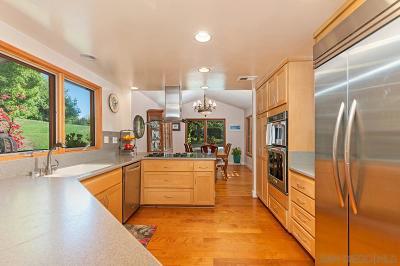 Escondido Single Family Home For Sale: 341 Pico De La Loma