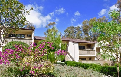 San Diego Attached Pending: 9829 Caminito Marlock #43