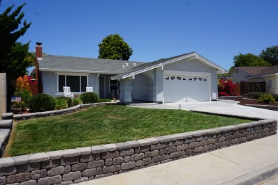 Encinitas Single Family Home For Sale: 108 Blue Ash Ct.