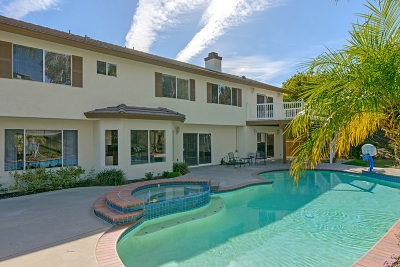 Carlsbad Single Family Home For Sale: 3211 Celinda