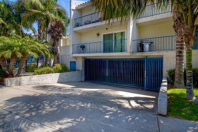 Carlsbad Attached For Sale: 4525 Cove Dr. #8