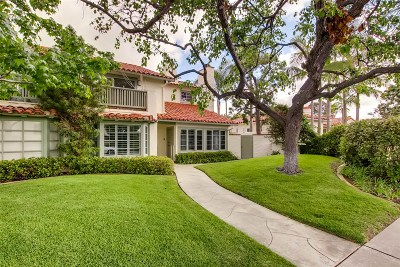 Rancho Santa Fe Attached For Sale: 6128 La Flecha #A