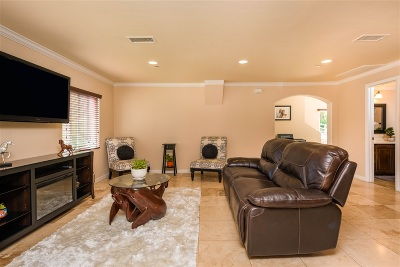 Single Family Home For Sale: 14380 Lyons Valley Rd.