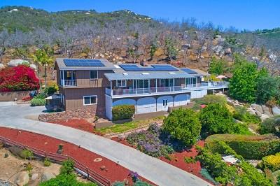 San Marcos Single Family Home For Sale: 775 Old Oak Rdg