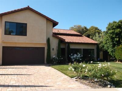 Single Family Home For Sale: 2723 Socorro
