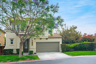 Carmel Valley Single Family Home For Sale: 13563 Foxglove Way