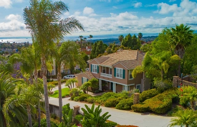 Encinitas Single Family Home For Sale: 1756 Aryana Dr