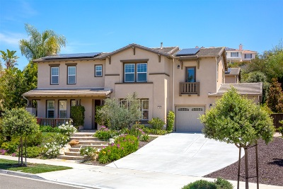 Carlsbad Single Family Home For Sale: 6898 Amber Lane