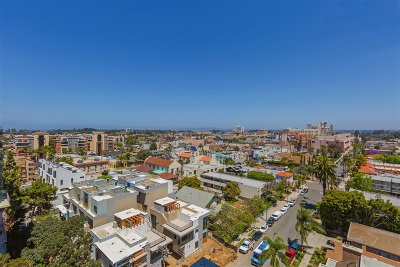 San Diego Attached For Sale: 3635 7th Avenue #13D