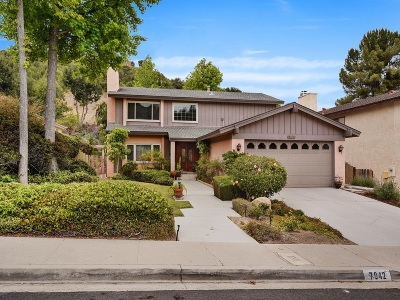 Del Cerro Single Family Home For Sale: 7942 Deerfield Street