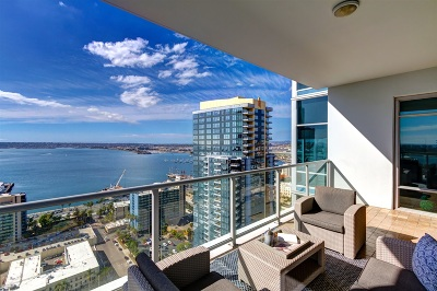 Attached For Sale: 1262 Kettner Blvd #2902