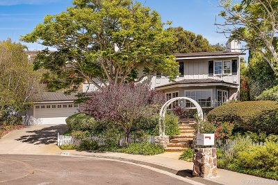 Single Family Home For Sale: 1456 Vista Claridad