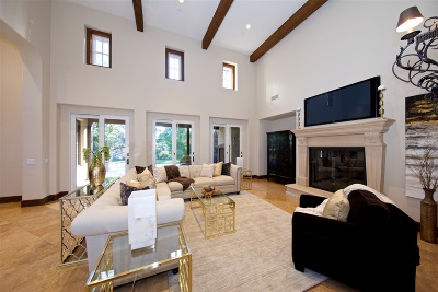 Rancho Santa Fe Single Family Home For Sale: 6941 Corte Spagna