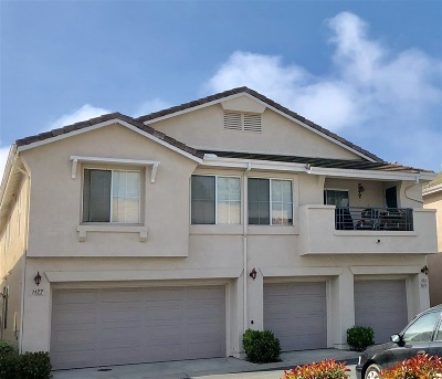 Chula Vista Townhouse For Sale: 1179 De Soto