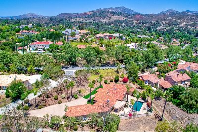 Poway Single Family Home For Sale: 14904 Huntington Gate Dr.