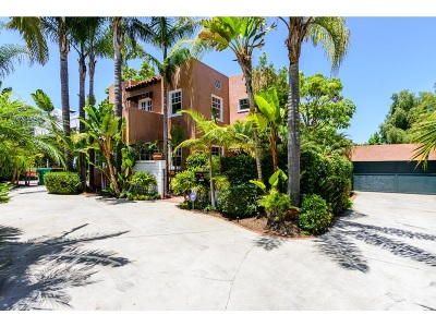 Single Family Home For Sale: 2808 Chatsworth Blvd