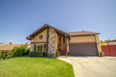 Santee Single Family Home For Sale: 9919 Woodglen Vista Dr