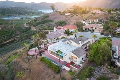 Escondido Single Family Home For Sale: 3630 Vista De La Canada