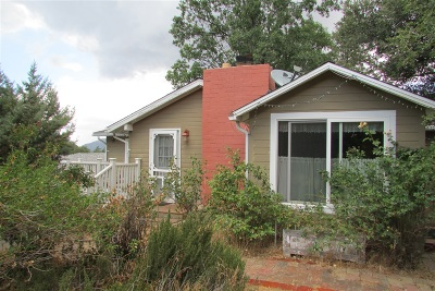 Single Family Home For Sale: 2275 Sunset Drive
