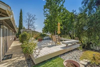 Single Family Home For Sale: 3124 Terra Seca