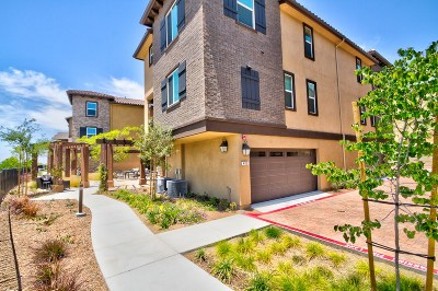 San Marcos Townhouse For Sale: 405 Mission Villas