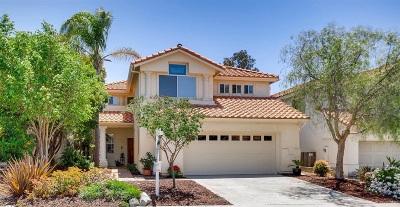 Single Family Home For Sale: 3715 Via Del Rancho