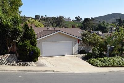 Single Family Home For Sale: 11449 Almazon St