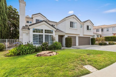 Carlsbad Single Family Home For Sale: 4171 Parkside Place