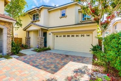 4s Ranch, 4s Ranch/Garden Walk, Del Sur, Del Sur Community Single Family Home For Sale: 9839 Fieldthorn Street