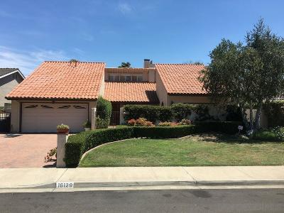 Rancho Santa Fe Single Family Home For Sale: 16129 Via Madera Circa W