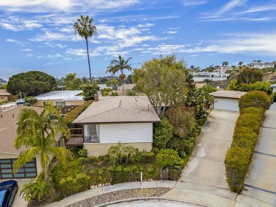 Pacific Beach, Pacific Beach Sail Bay, Pacific Beach, North Pacific Beach, Pacific Beach/Crown Point Single Family Home For Sale: 5364 Van Nuys Pl