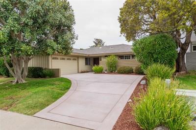 San Diego Single Family Home Pending: 3238 Villanova Avenue