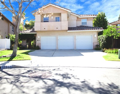 Scripps Ranch Single Family Home For Sale: 12504 Cypress Woods Ct